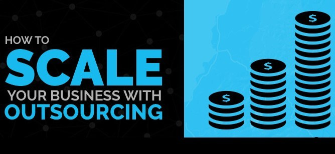 how to scale your business through outsourcing
